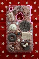 Sweet Deco IPhone Case by thisislouisa