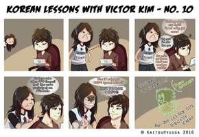 Korean lessons - 10 by KaitouHyuuga