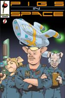 Pigs In Space: re-imagined by Barkon68