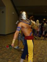 Street Fighter's Vega Cosplay at Otakon 2012 by GamerZone18