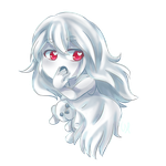 Ghost Girl by CairolingH