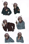 Sam - Expression Practice by Imaginary-Alchemist