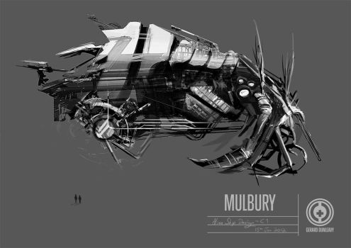 Mulbury Project - Concept Design by Capital---G