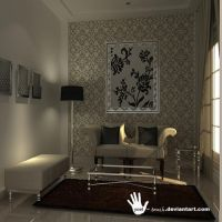 guest room by yoel-touch