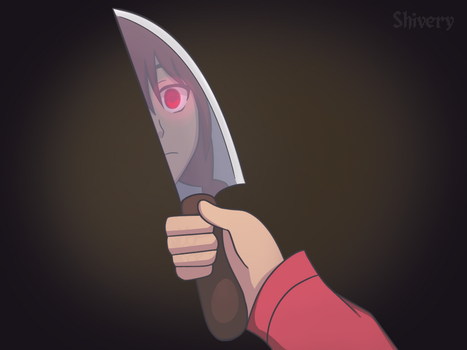 Knife Effect -Yume Nikki- by Shivery-Sapphire
