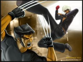 Marvel vs SNK 1 by saltheman