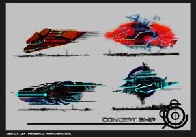 Concept design 1 by Joshualim91