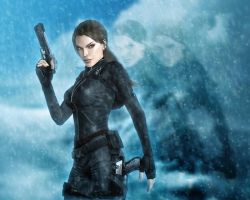 Tomb Raider - 2 by Halli-well