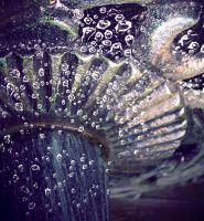 chandelier by sarah-marley