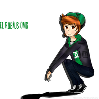 ElRubiusOMG by AdvertureFaN