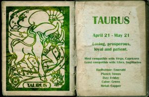 Taurus by Miss--Dee