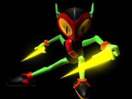 Zool - The Lost Mascot by cjhonline