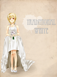 Traditional White by mayouh101