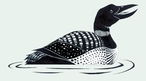 Thoreau's Loon by LeFreaks
