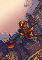 Spidy by Zurdom by soulrailer