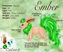 Ember Reference Sheet by CrossHound213