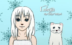 Lumia the Least Weasel by Tazmany