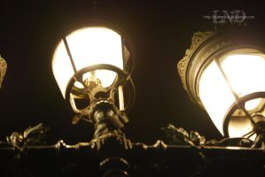 Lampadaire by LNDFrance