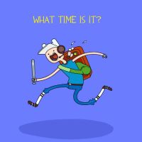 What time is it? by Vodka4Free
