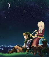 Memory - Skyward sword by Hylian-spirit