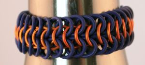 6 in 1 Orange and Purple by chain-theory