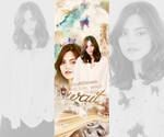 Jenna-Louise Coleman by Louskevich
