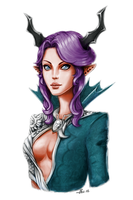 Tera Char color by 7guineapig7