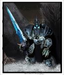 Arthas Menethil- The Lich King by Angband