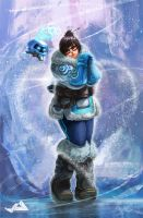 Mei - FanArt by Jit-Art