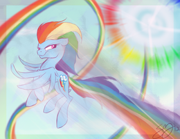 Rainboom Anyone? by Famosity
