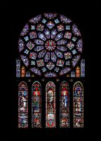 Rose window by Eusebius-fr