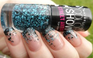Maybelline Swatch by NailedItWithGlitter