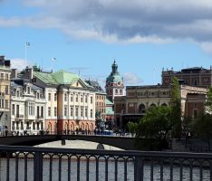 Stockholm by Olessa