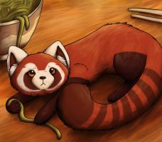 Pabu by Dragowl