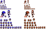 Beta Crystal Sprites for G/S/C by Ghost-MissingNo