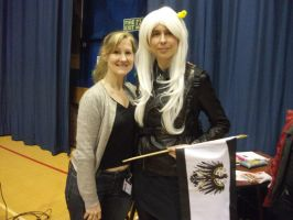 Fem Prussia and Veronica Taylor... by Meeleb2
