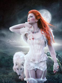 I'm a vamp by clair0bscur
