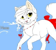 Fluffy kitty for Vatican- eue by AskRomania-APH