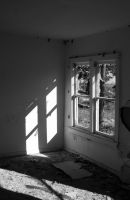 Windows To Nothing by DWellsphotography