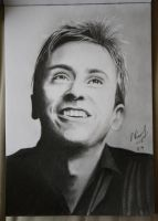 Peter Hollens drawing by Niiina97