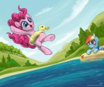 Incoming! by KP-ShadowSquirrel
