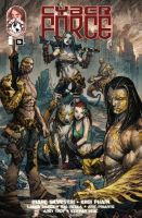 Cyber Force 5 by Marc Silvestri by TopCowOfficial