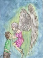guardian angel by BestImagineryFriend