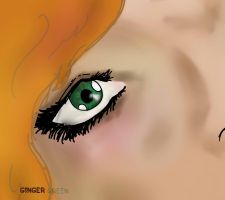 Ginger Green by CatchingFear