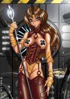 Shirow Style by Andes-Sudo
