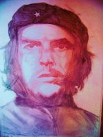Che Guevara by rosie-etc