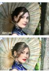 Retouch transformed into Asian by mcglory