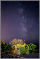 Milkyway in the oven by woody1981