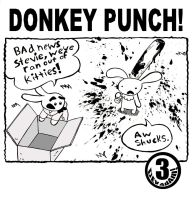 Donkey Punch 4 by Art-Kazama