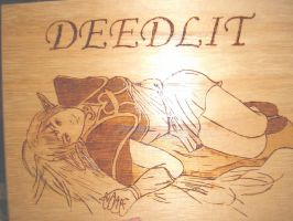 Deedlit Woodburning by akicafe